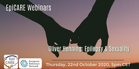 Webinar - Sexuality and epilepsy tickets
