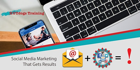 Social Media and Email - Build a powerful online marketing system tickets