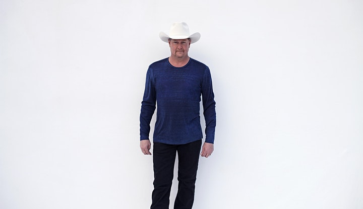 Tracy Lawrence with Sammy Kershaw image