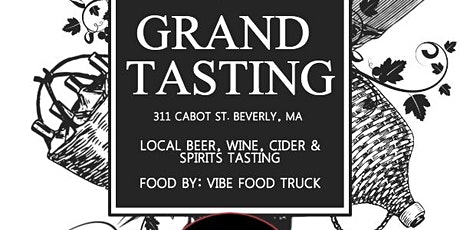 GRAND TASTING PART 2 tickets