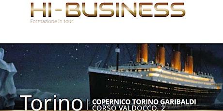 Hi-Business Torino tickets