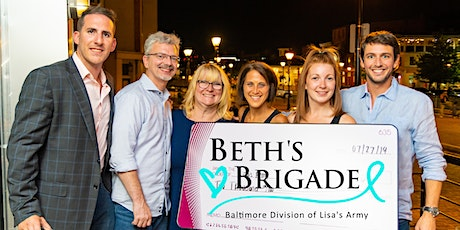 Crawl for Comfort: Launching of Beth's Brigade - A Division of Lisa's Army tickets