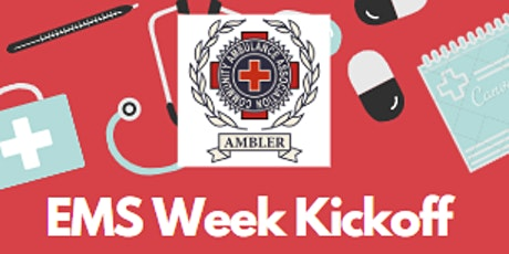 EMS Week Kickoff 2020 tickets