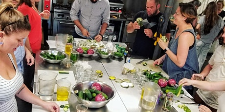The Pickle House - Intro to home pickling APRIL Class :) tickets