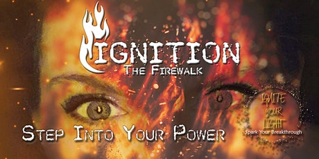 Ignition the Firewalk: The Secret to Living is Giving! tickets