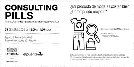 Consulting Pills en Diseño y Sostenibilidad | La Textilería entradas