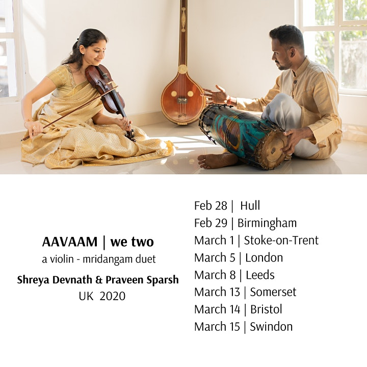 StringFEST - aavaam - we two image