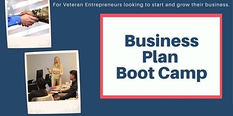 Business Plan Boot Camp tickets