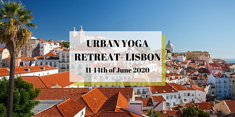 Urban Yoga Retreat - Lisbon bilhetes