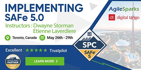 IMPLEMENTING SAFE 5.0 W/ SPC–TORONTO tickets