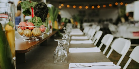 2nd Annual TASTE OF THE VALLEY - Farm to Table Fundraiser Dinner tickets