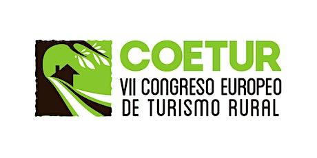 COETUR 2020: VII Congreso Europeo de Turismo Rural entradas