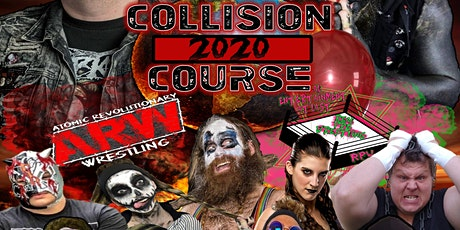 Atomic Wrestling & Real Pro Wrestling Presents: Collision Course - TAMPA tickets