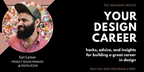 Building you design career: hacks, advice, and necessary insights tickets