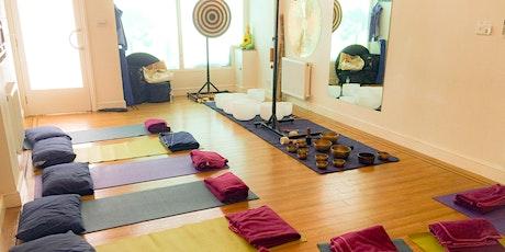 Therapeutic Gong & Soundbath - Dao Natural Health tickets