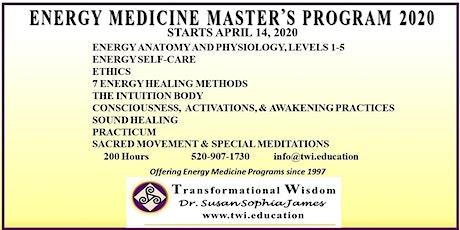 Energy Medicine Master's Program 2020 tickets