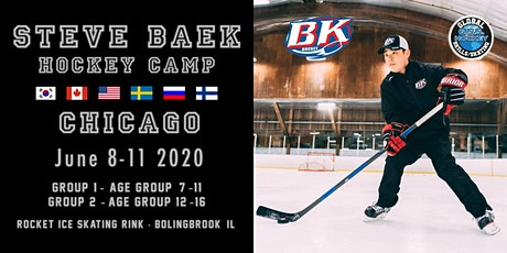 2020 STEVE BAEK Chicago Hockey Camp tickets