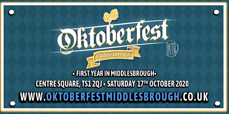Oktoberfest Middlesbrough  2020 tickets