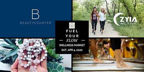 FUEL YOUR FLOW: A Beauty, Wellness + Athleisure Pop-Up and Free Yoga Practice tickets