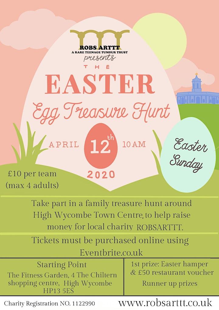 ROBSARTTT Easter Treasure Hunt image