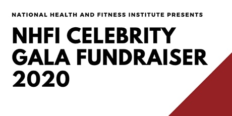 NHFI's Celebrity Gala Fundraiser tickets