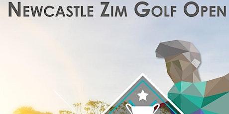 Newcastle Zim Golf Tournament 3 tickets