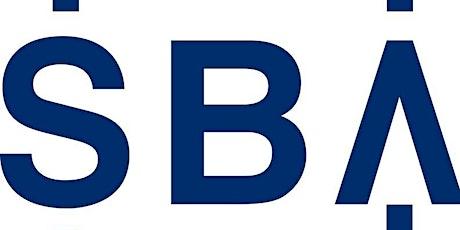 SBA Lender Training Program tickets