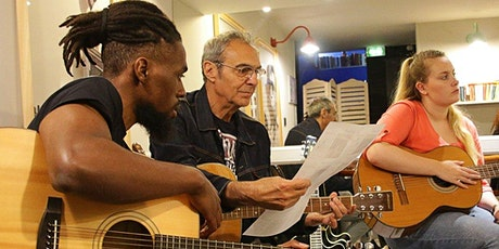 Cours collectif de guitare débutants billets