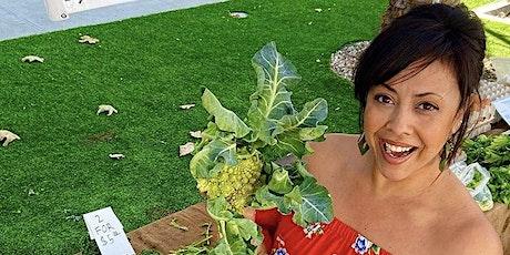 Chef-to-Farmer with Chef Alejandra Schrader tickets