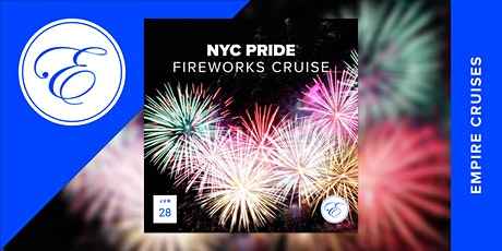 NYC PRIDE Fireworks Cruise aboard the Timeless tickets