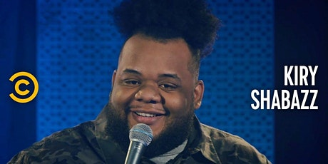 Comedian Kiry Shabazz at DNA's Comedy Lab tickets