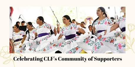 Celebrating CLF's Community of Supporters tickets