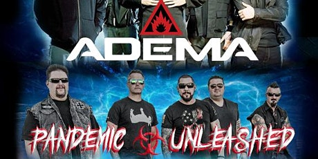 Pandemic Unleashed with ADEMA tickets