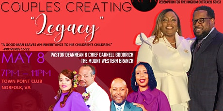 """RFK Outreach Presents, """"Couples Creating Legacy"""" tickets"""