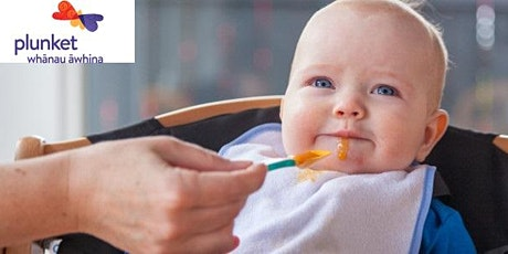 "Plunket  ""Starting Your Baby on Solid Food"" Talk - CBD tickets"
