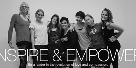 Embody Love Movement - Facilitator Training tickets