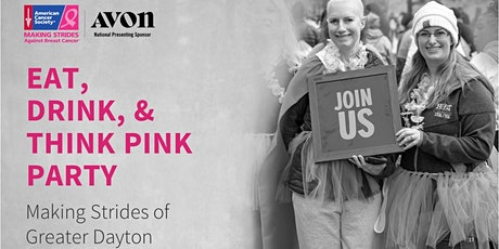 Eat, Drink & Think Pink tickets