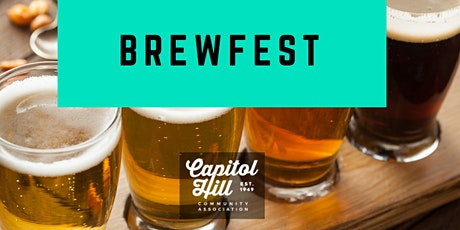 Capitol Hill Brewfest tickets