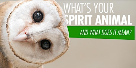 Discover Your Spirit Animal - Online Event! tickets