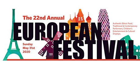 22nd Annual European Festival tickets