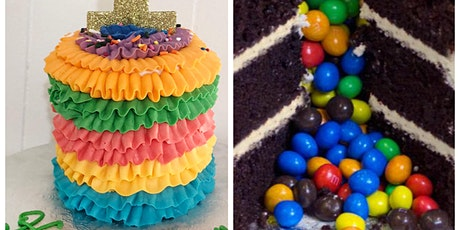 Cake Decorating: Pinata Cake Decorating Class at Fran's Cake and Candy Supplies tickets