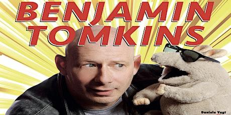 Benjamin Tomkins - Hörst Du Dir beim Reden zu? Tickets