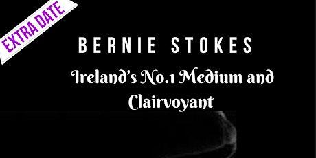 Bernie Stokes - Ireland's No.1 Medium and Clairvoyant tickets