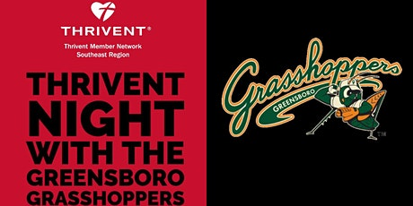 Thrivent Night with the Greensboro Grasshoppers tickets