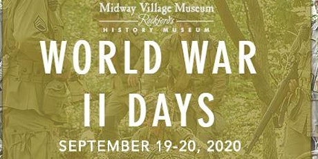 Midway Village WW2 Days : UNIT Registration ONLY tickets