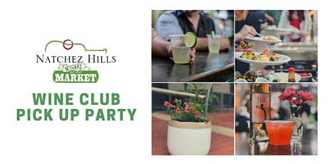 May Wine Club Pick Up Party tickets