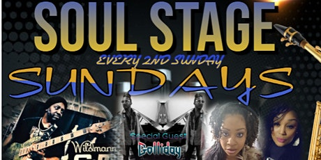 Soul Stage Sundays tickets