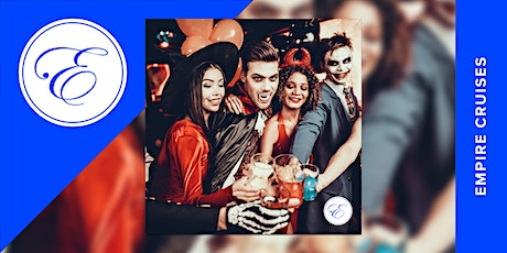 Halloween Booze Cruise aboard the Timeless tickets