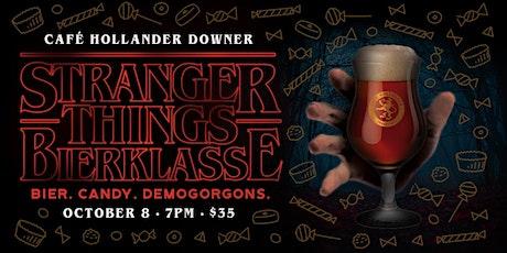 Stranger Things Bierklasse (w/ Candy Pairings) tickets