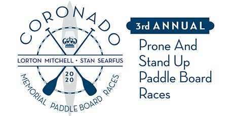 3rd Annual Lorton Mitchell and Stan Searfus Memorial Paddle Board Races tickets